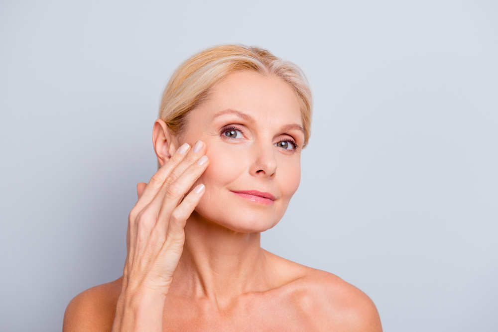 shutterstock 1034780989 showing the concept of Cosmetic Dermatology