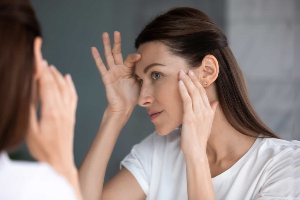 shutterstock 1727424385 showing the concept of Cosmetic Dermatology